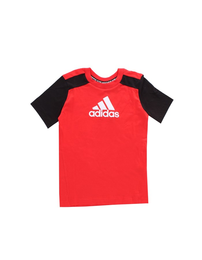 ADIDAS T-shirt red