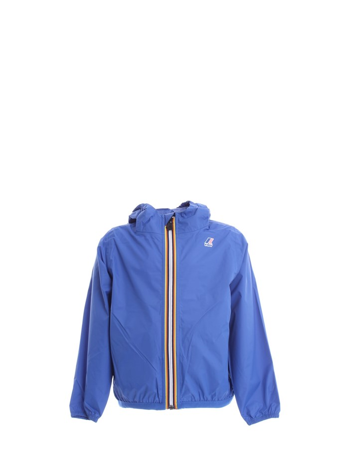 KWAY Coat Bluette