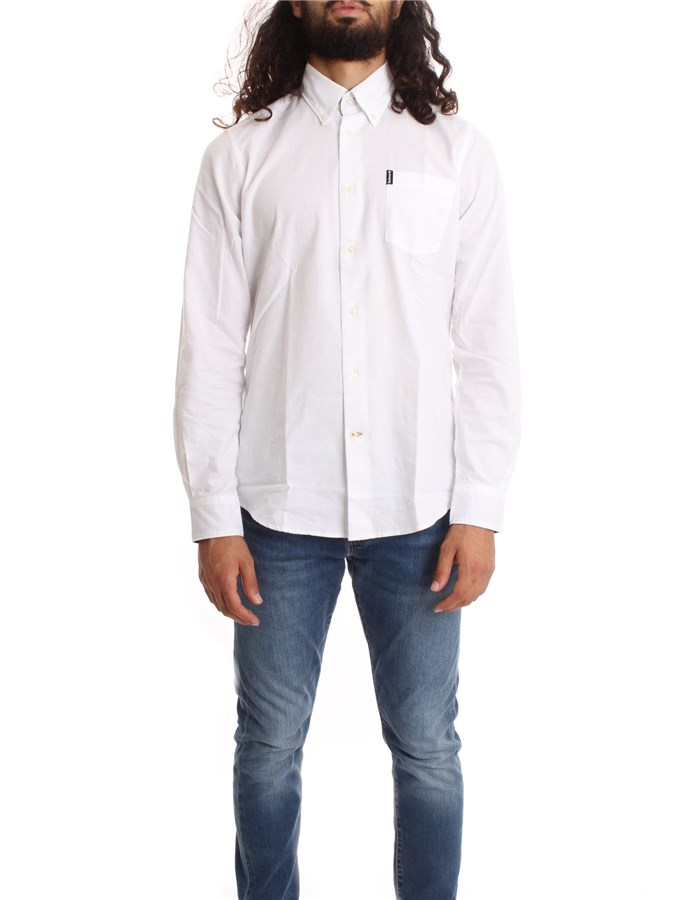 BARBOUR Shirts Casual Men MSH4795 0