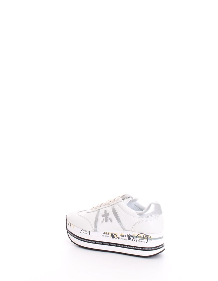 PREMIATA Trainers White