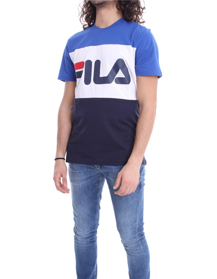 FILA T-shirt Royal blue