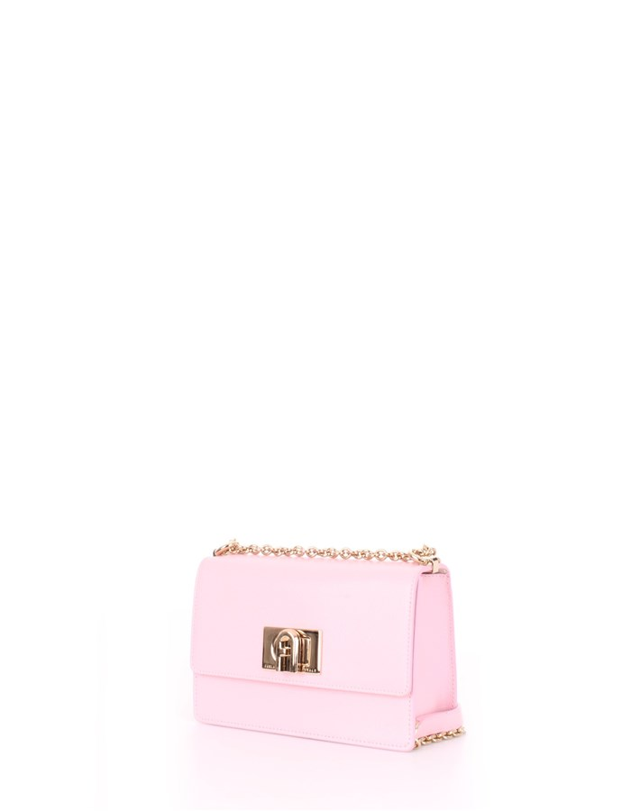 FURLA Bag Light pink