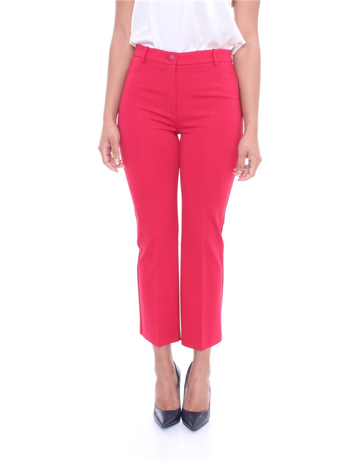 PINKO Pants Red