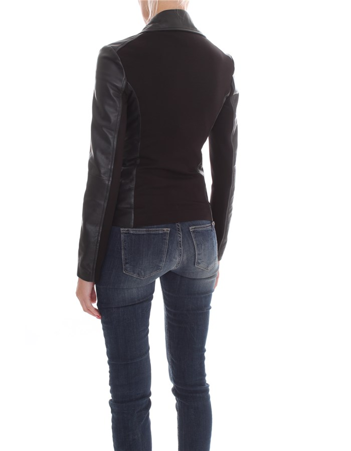 PINKO Jackets Leather jackets Women 1G1514-Y5N8 5