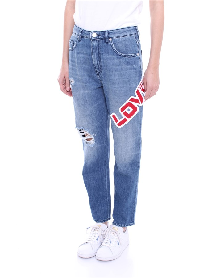 MOSCHINO Jeans Blue