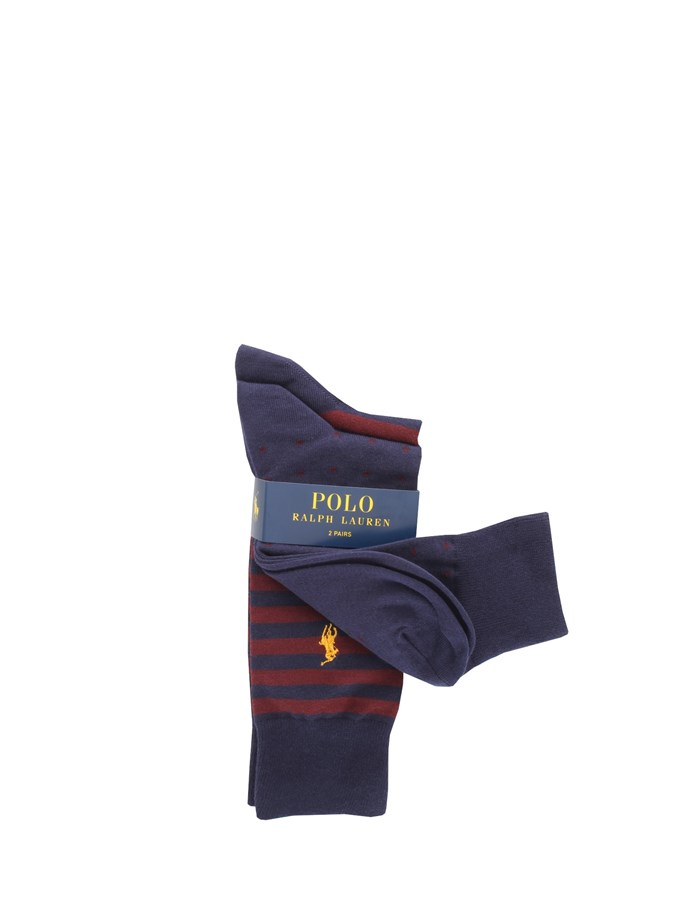 RALPH LAUREN Socks Navy