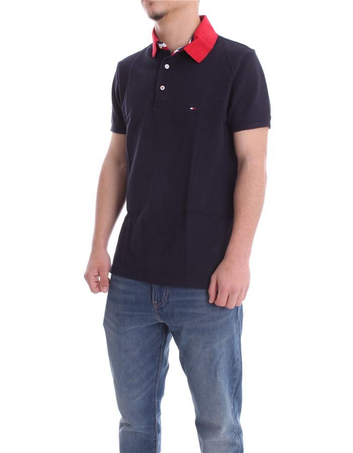 TOMMY HILFIGER Polo Blue