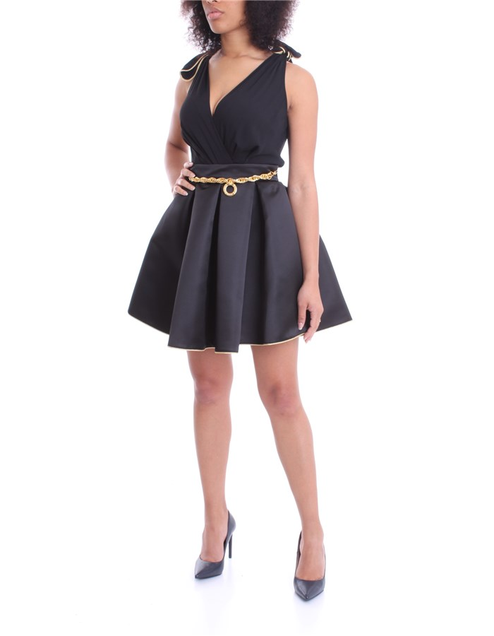 ELISABETTA FRANCHI Dress Black