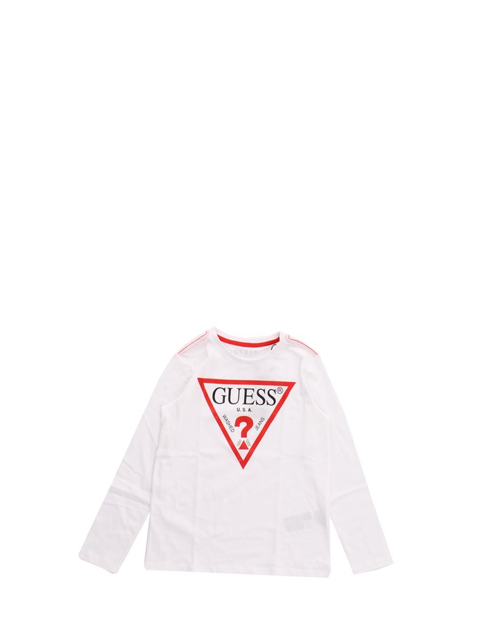 GUESS Long sleeve White