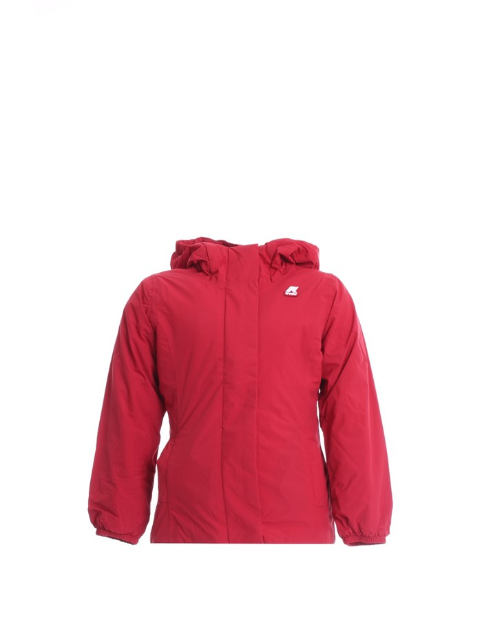 KWAY Short red