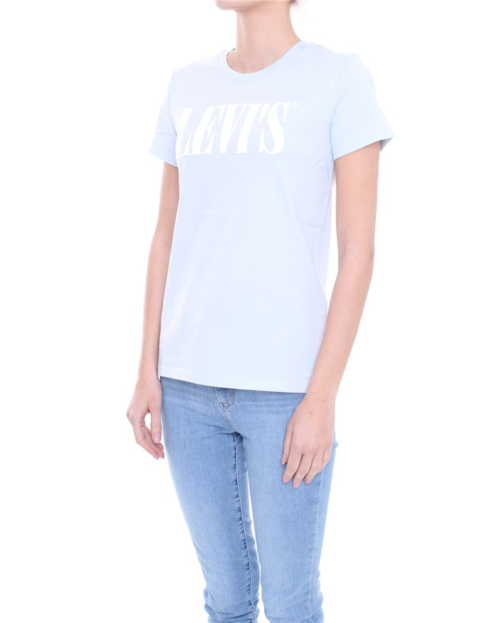 LEVI'S T-shirt Heavenly white