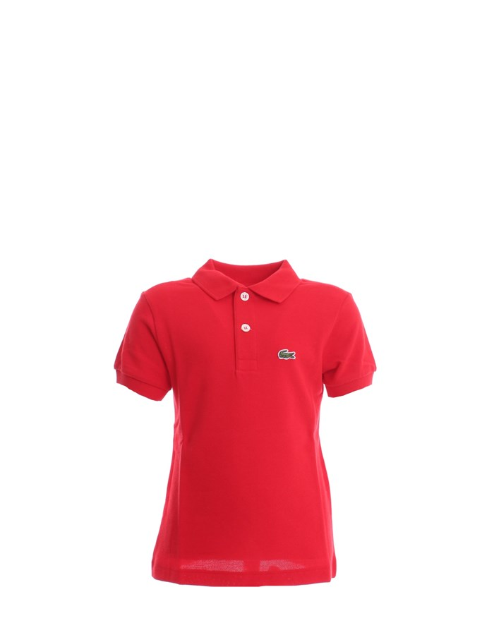 LACOSTE  Polo PJ2909 Red