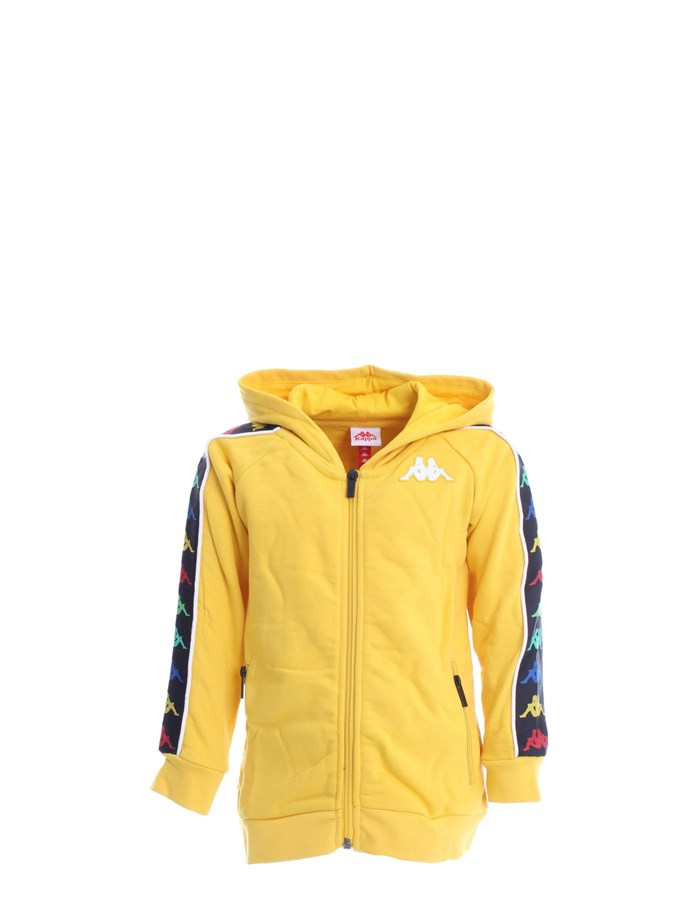 KAPPA Sweat Yellow