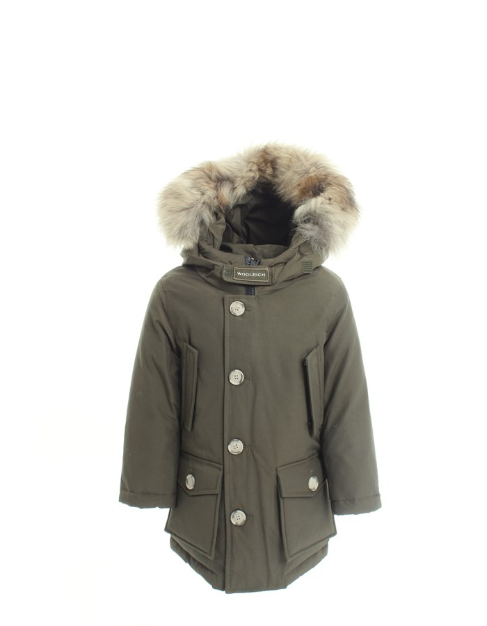 WOOLRICH Jacket Green