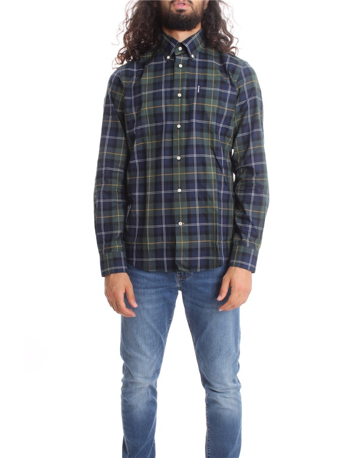 BARBOUR Casual Check