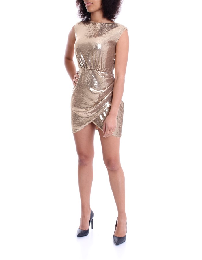 LIU JO Dress Gold