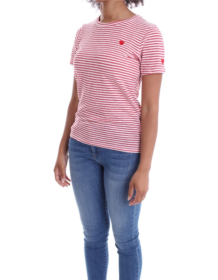 MOLLY BRACKEN T-shirt Red