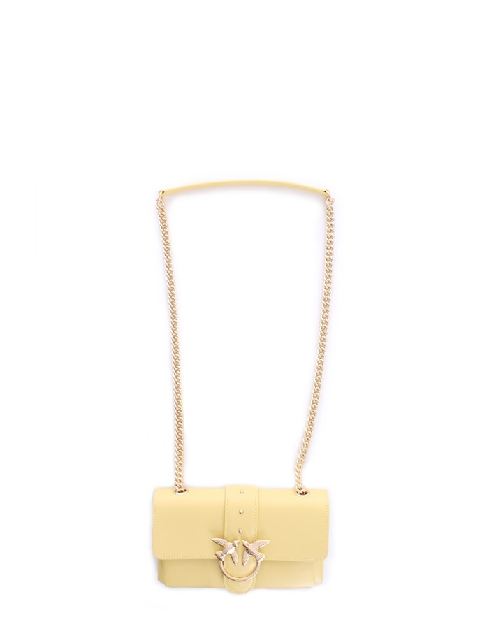 PINKO Bag Yellow