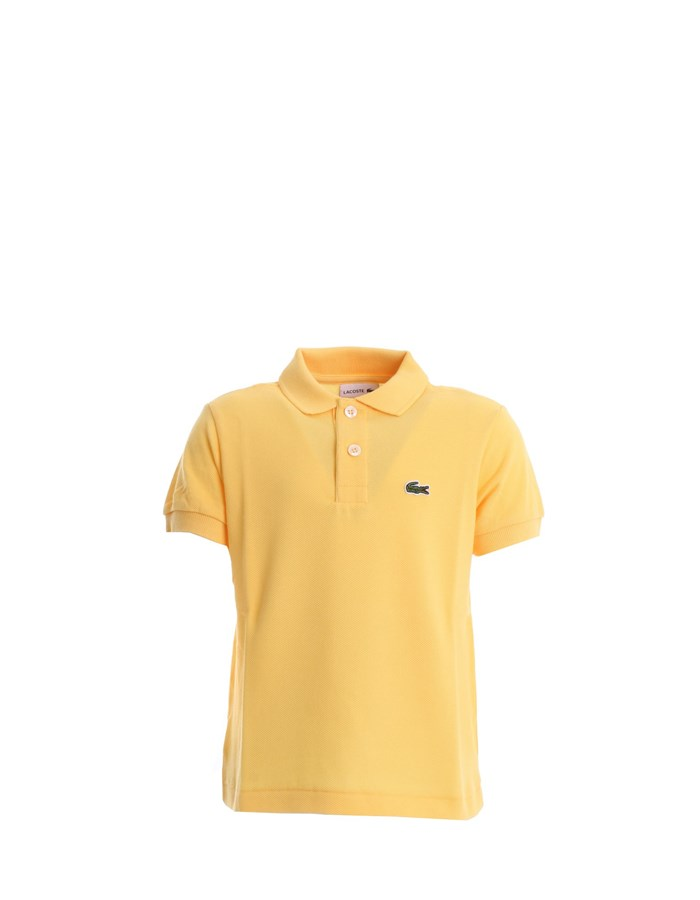 LACOSTE Polo Yellow