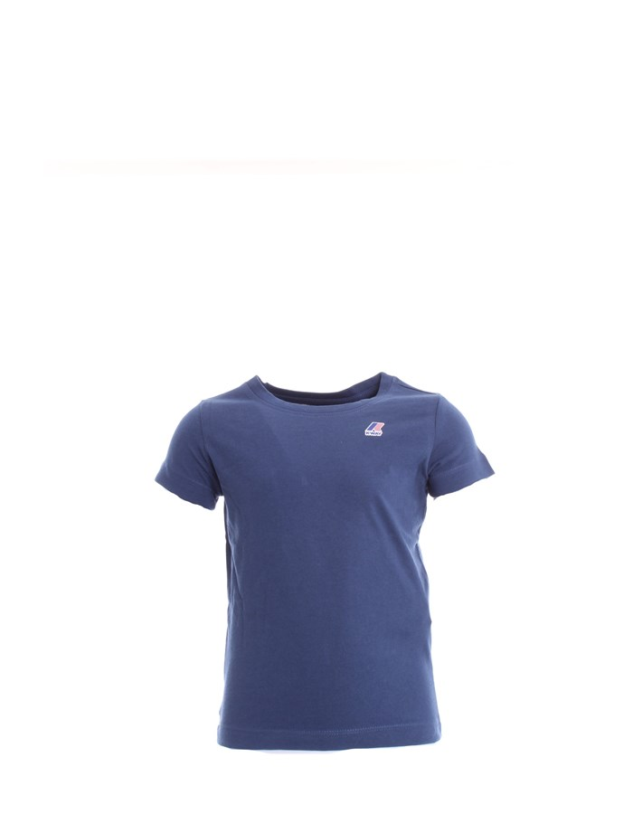 KWAY T-shirt Deep blue