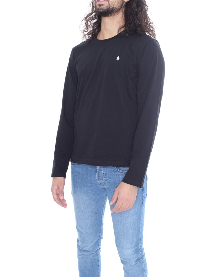 RALPH LAUREN Long sleeve Black
