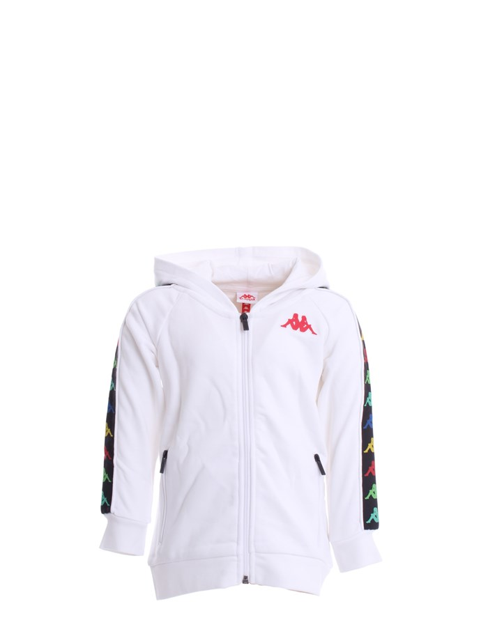 KAPPA Sweat White