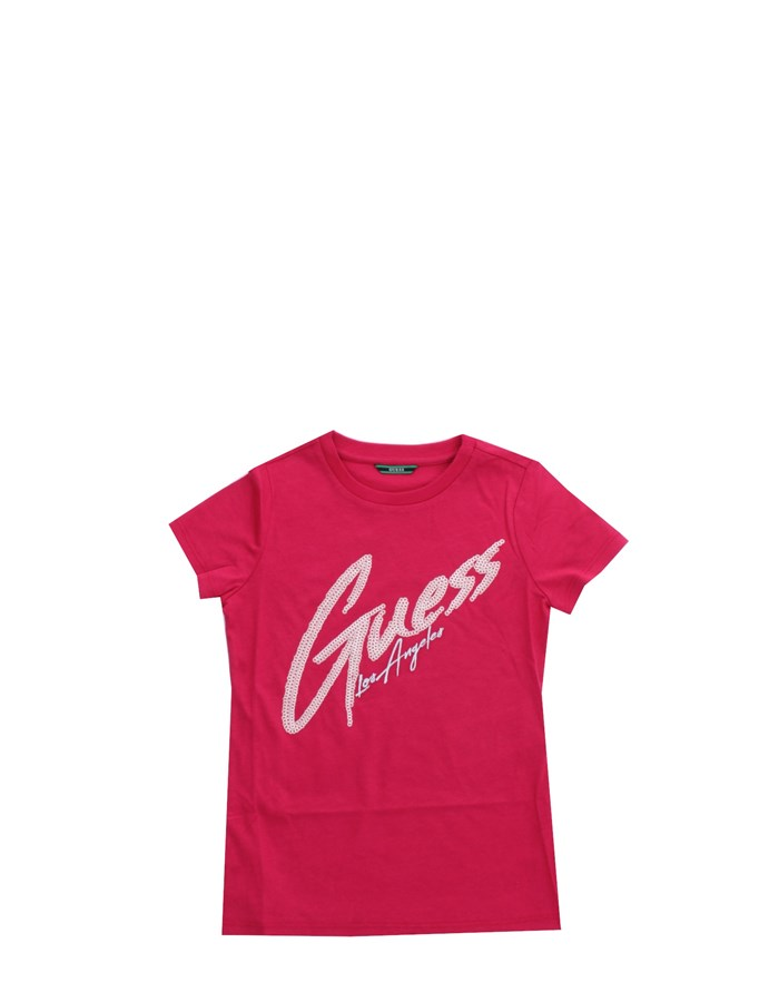 GUESS KIDS Short sleeve Cherry