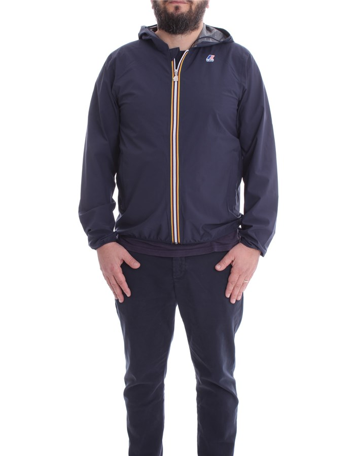 KWAY Jacket Blue depht