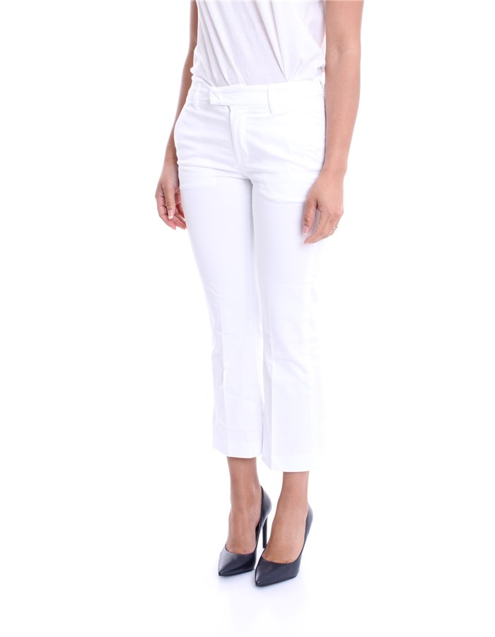 DONDUP Pants White