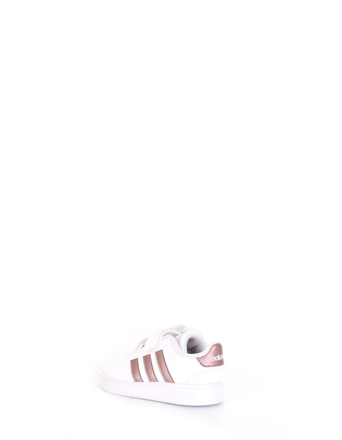 ADIDAS Sneakers White gold