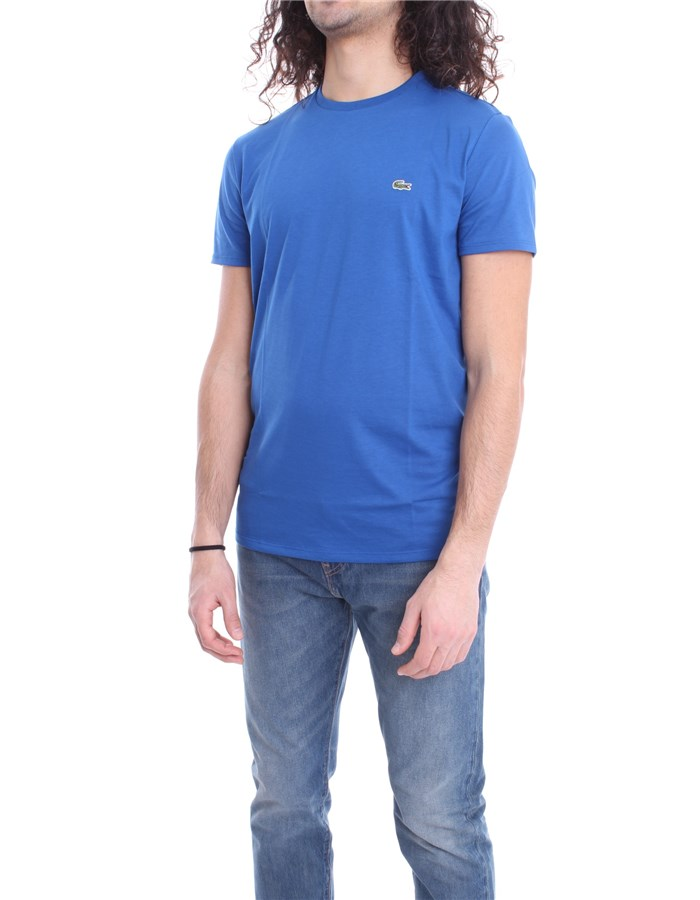 LACOSTE T-shirt Electric blue