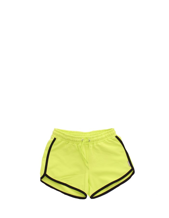 LIU JO Shorts Yellow