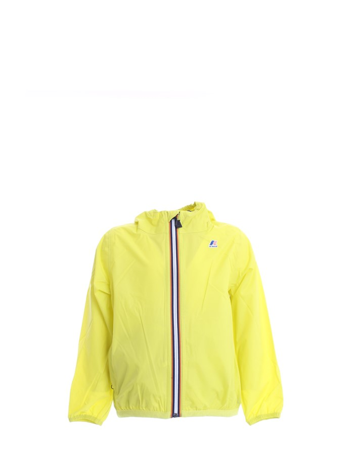KWAY Coat lime