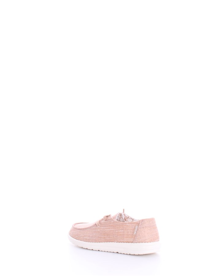 HEY DUDE Boat shoes Rose gold
