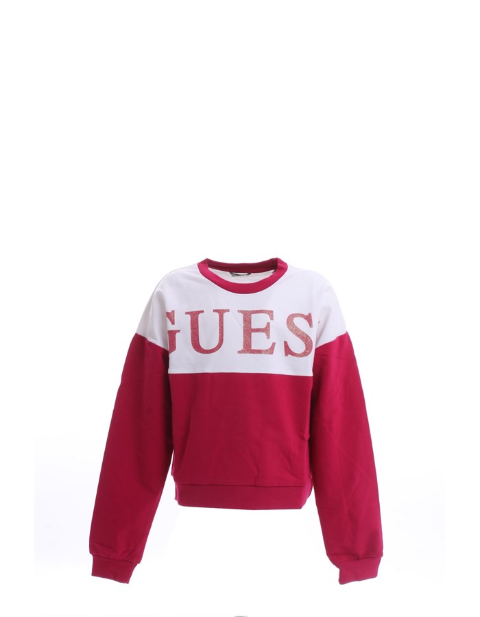 GUESS Crewneck  Cherry