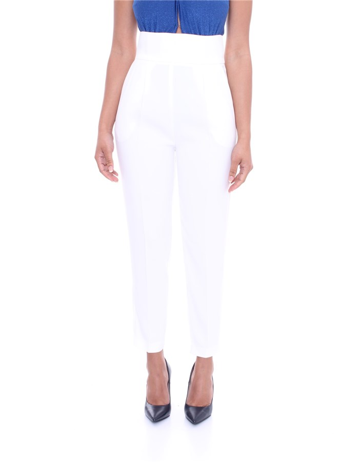 PINKO Pants White