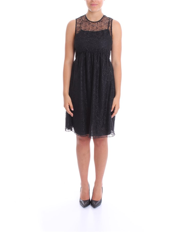 BLUMARINE DRESS Black