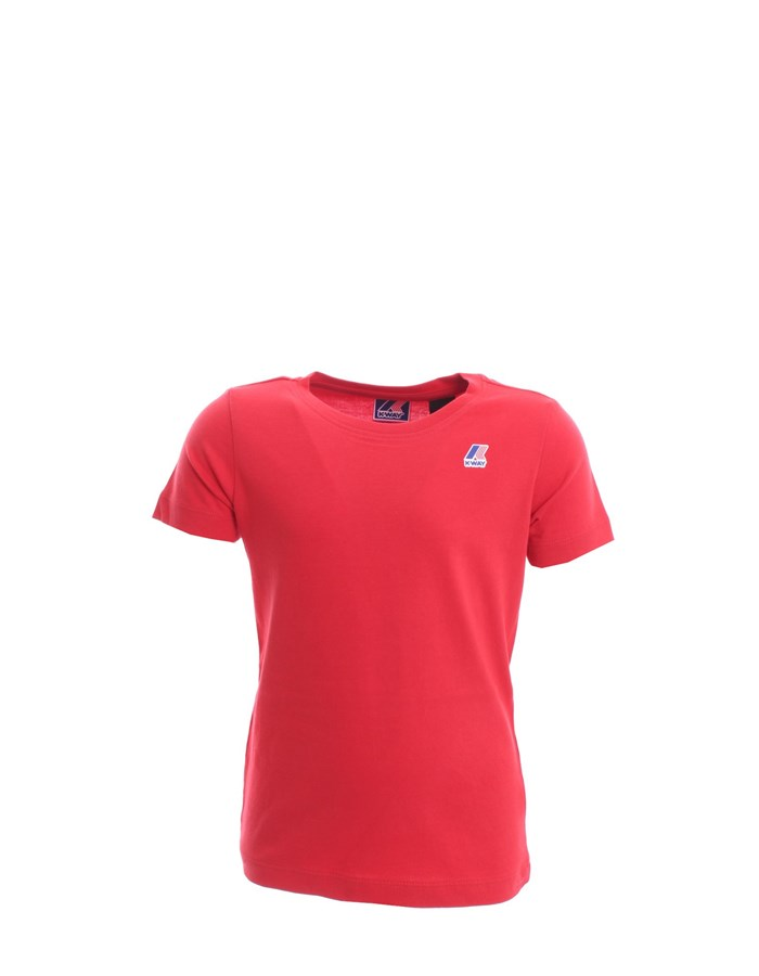 KWAY  T-shirt K007JE0 J Red