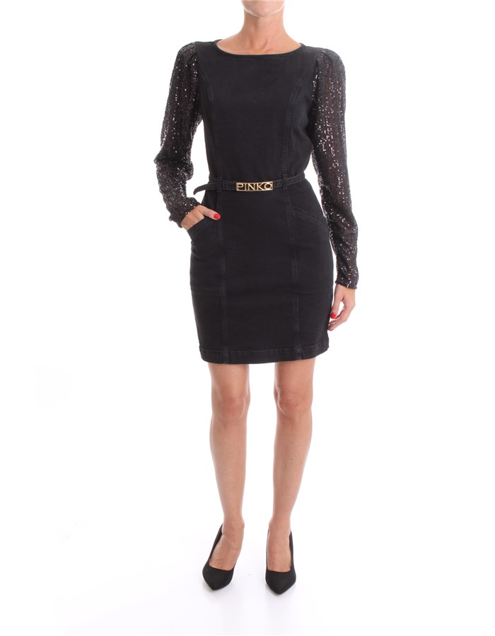 PINKO Dress Black