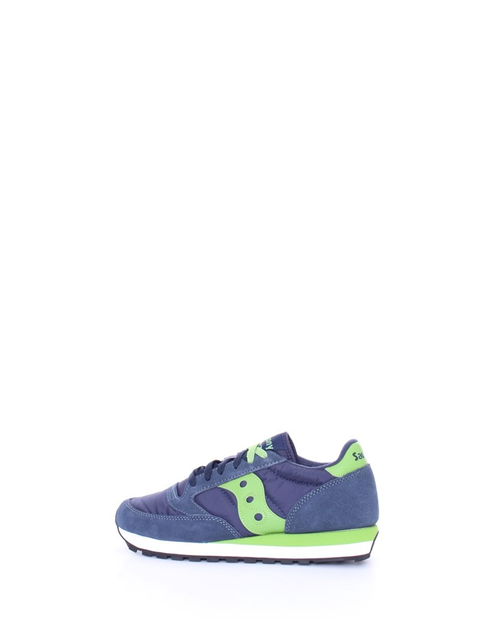 SAUCONY Trainers Green blue
