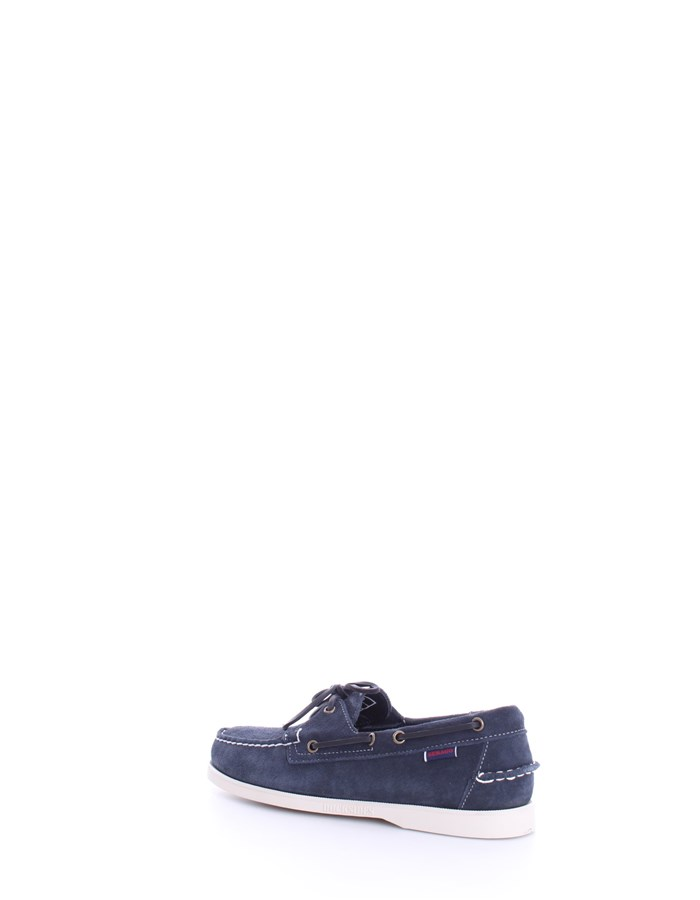 SEBAGO Boat shoes Navy blue
