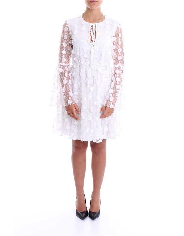 BLUMARINE Dress White