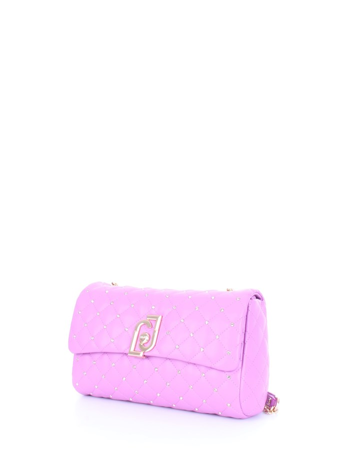 LIU JO Bag Pink bubble
