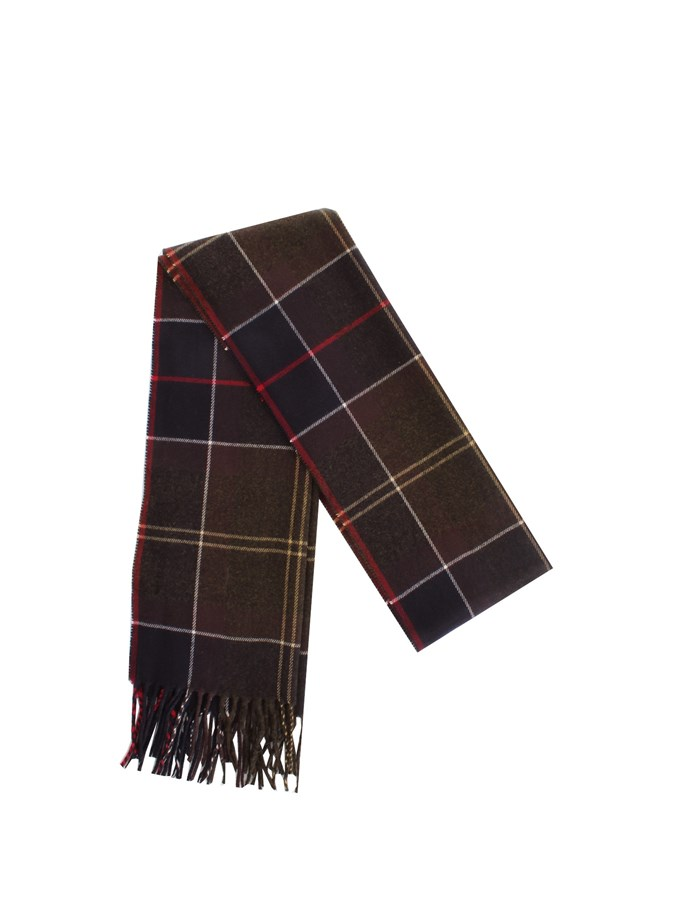 BARBOUR Scarf Blue