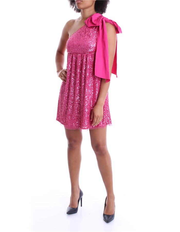 LIU JO Dress fuchsia