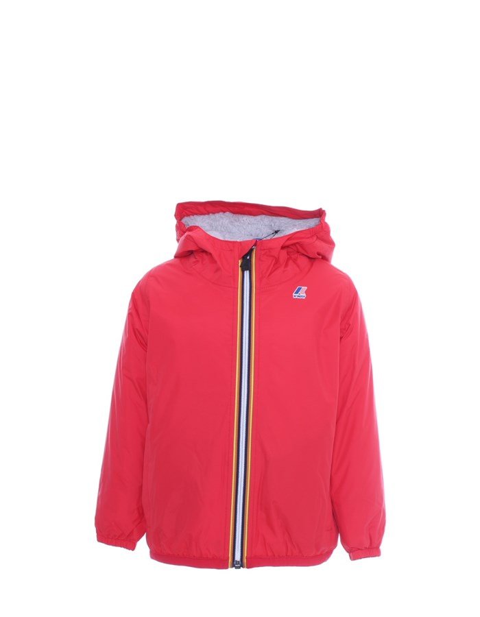 KWAY  Jacket K005DH0 B red