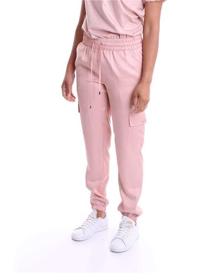 LIU JO Pants Rose