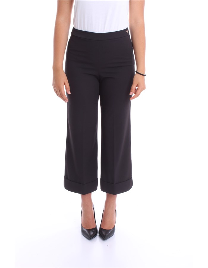 BLUMARINE Pants Black