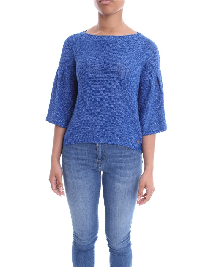 NENETTE Sweater Bluette