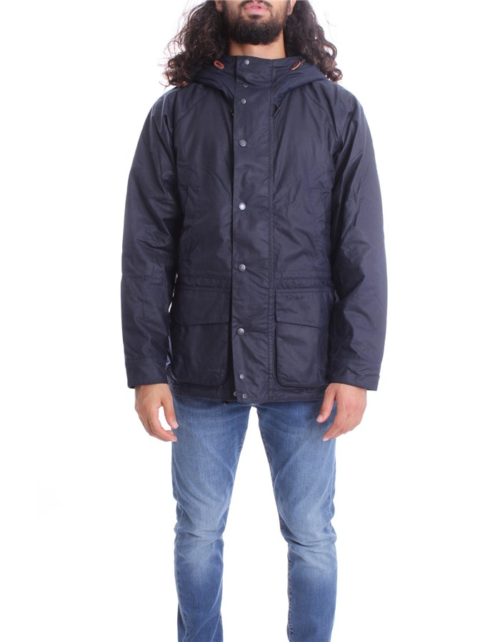 BARBOUR Waterproof Blue